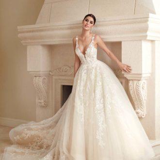 Robe de mariée Demetrios modèle 1008
