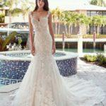 Robe de mariée Demetrios modèle 1012