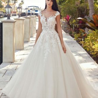 Robe de mariée Demetrios modèle 1034