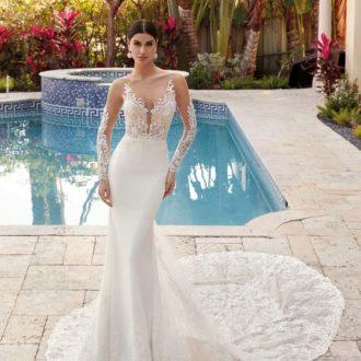 Robe de mariée Demetrios modèle 1037