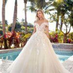Robe de mariée Demetrios modèle 1053