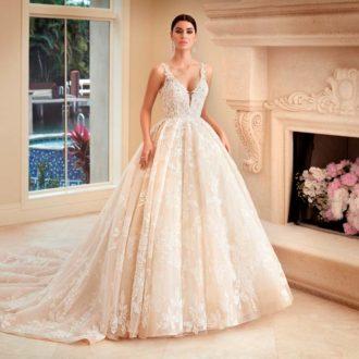 Robe de mariée Demetrios modèle 1060
