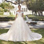 Robe de mariée Demetrios Platinum modèle DP405