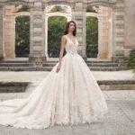 Robe de mariée Demetrios Platinum modèle DP420