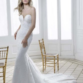 Robe de mariée Divina Sposa modèle 20213
