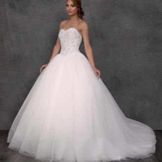 Robe de mariée Love Wedding modèle CALIFORNIE