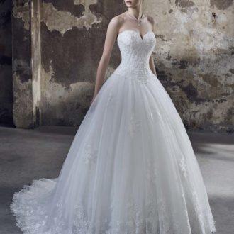 Robe de mariée Miss Kelly modèle 20105