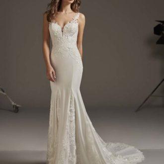 Robe de mariée Pronovias modèle ANDROMEDA