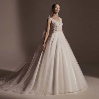 Robe de mariée Pronovias modèle CLARICE