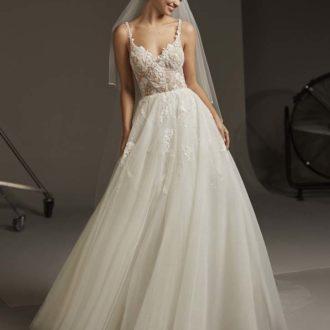Robe de mariée Pronovias modèle JULIET