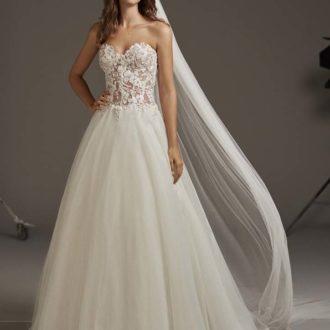 Robe de mariée Pronovias modèle NIX