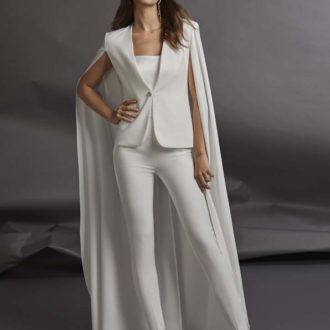 Robe de mariée Pronovias modèle T0 02