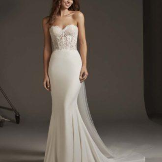 Robe de mariée Pronovias modèle VELA
