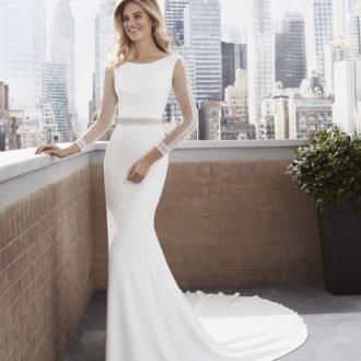 Robe de mariée Rosa Clara modèle LAELIA