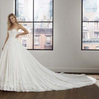 Robe de mariée Rosa Clara modèle LILEN