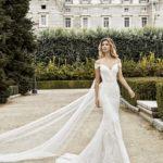 Robe de mariée Rosa Clara modèle NEONA