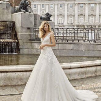 Robe de mariée Rosa Clara modèle NINFA