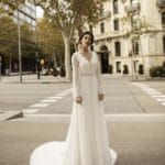Robe de mariée Rosa Clara modèle OBICE