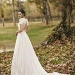Robe de mariée Rosa Clara modèle OBRIZO