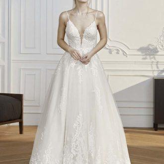 Robe de mariée San Patrick modèle DARDANELLES