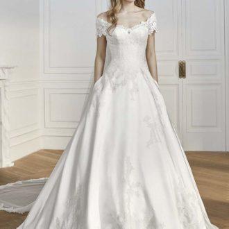 Robe de mariée San Patrick modèle VERDERET