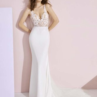 Robe de mariée White One Essential modèle ANGELINA