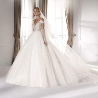 Robe de mariée Nicole Spose modèle NIA2019