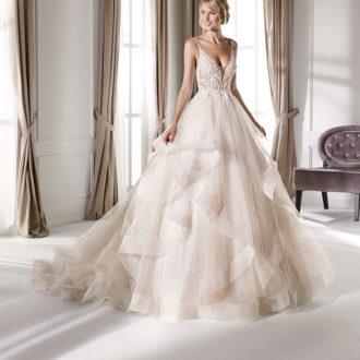 Robe de mariée Nicole Spose modèle NIA2037