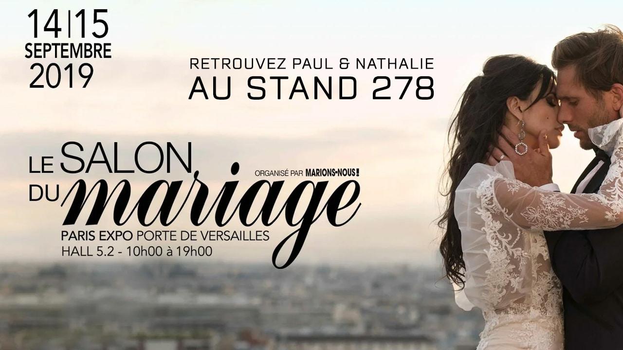 Salon du mariage 2020 - Déclaration Mariage