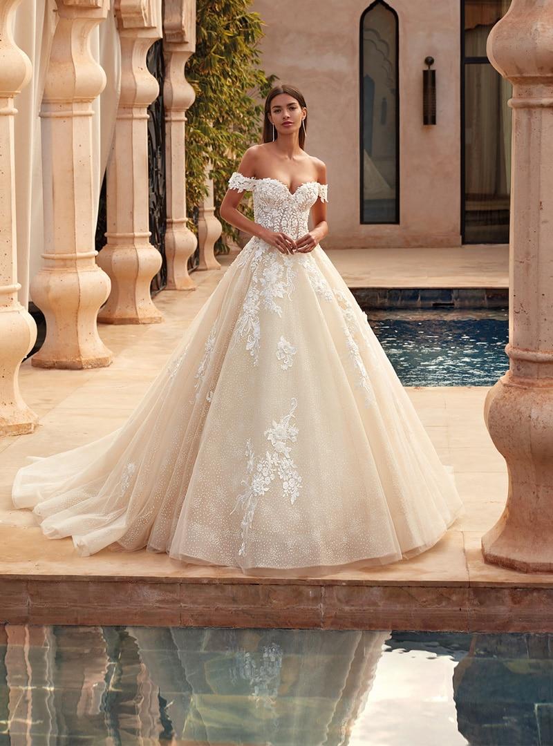 Robe de mariée Demetrios Modèle 1113 - Showroom