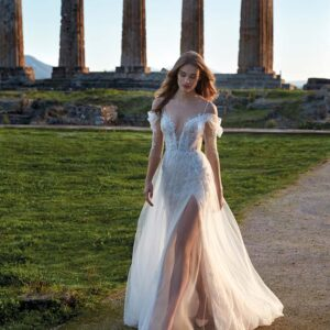 Robe de mariée EVAN Nicole