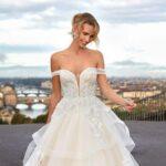 Robe de mariée NI12198 Nicole
