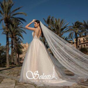 Robe de mariée S10055 Paul & Nathalie by Selestia